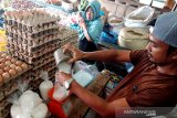 Harga pangan di Payakumbuh relatif normal, harga gula pasir turun