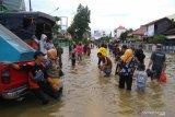 BPBD : 605 warga Samarinda mengungsi akibat banjir