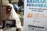 ACT bagi kado istimewa untuk lansia di Pekanbaru