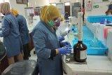 Pariaman produksi hand sanitizer dan disinfektan