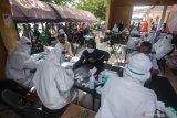 Penambahan kasus positif COVID-19 di Kalteng lebih banyak dibandingkan pasien sembuh