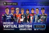 Grand Prix MotoGP virtual menuju Sirkuit Silverstone