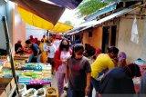 Pusat perbelanjaan di Palu  sudah kembali normal