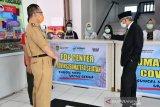 Sumsel beri insentif petugas Rumah Sehat Jakabaring