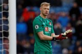 Kiper Bournemouth Aaron Ramsdale positif terpapar COVID-19