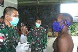Dwi Cahyono, anak asli Papua bernama Jawa lulus calon Tamtama PK