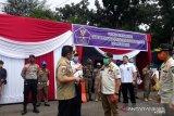 Pelanggaran PSBB di Palembang menurun