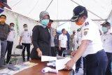 ASDP Bakauheni tegaskan hanya seberangkan penumpang yang lolos pemeriksaan gugus tugas