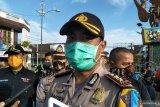 Kapolres sebut personel Polres Sijunjung berinisial IR negatif COVID-19