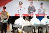 Hasil rapid test massal di Pasar Kahayan, tiga orang reaktif