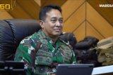 KASAD Jenderal TNI Andika Perkasa ikuti