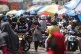 Kluster Pasar Besar Palangka Raya sebanyak 27 kasus, diantaranya ada anak-anak