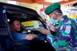 Ratusan TNI dikerahkan untuk tingkatkan kedisiplinan masyarakat di Gorontalo