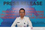 69 pasien positif COVID-19 di Kaltara dinyatakan sembuh