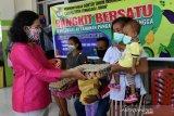 PDUI bantu telur ayam bagi warga Kupang