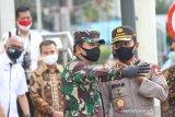 Kapuspen TNI: Pendisiplinan protokol kesehatan utamakan pendekatan persuasif