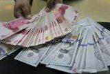 Nilai tukar Rupiah Kamis pagi ini menguat 54 poin