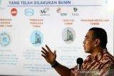 Kementerian BUMN sebut tiga skenario pemerintah bantu dana ke perusahaan negara