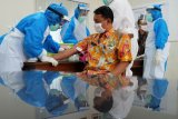 Rapid test pegawai Pemkot Kota Surakarta