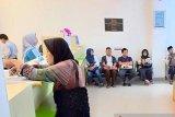 Loket pelayanan BPIH di Palembang tanpa antrean panjang