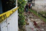 Seorang residivis di Sumbawa bacok polisi hingga meninggal