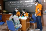 Pendistribusian BST tahap pertama di Kota Jayapura mencapai 69 persen