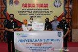 BPJAMSOSTEK menyalurkan bantuan 3.000 masker untuk NTB