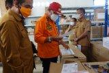 Bupati Lampung Tengah cek gudang persedian obat dan perlengkapan medis