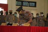 Kapolda Sulsel pimpin sertijab sejumlah pejabat utamanya