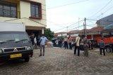 BNN  gerebek gudang narkoba di Cikarang Bekasi