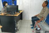 Permintaan SIM di Polres Palu turun dratis selama pandemi COVID-19