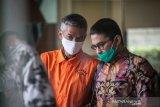 Mantan anggota KPU Wahyu Setiawan didakwa telah  terima suap Rp600 juta