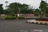 Aktivitas PKL Balai Jagong Kudus dibuka lagi dengan pembatasan