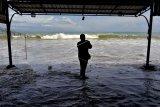 Dampak gelombang tinggi selatan Bali
