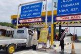 Polisi: Banyak upaya pemudik lolos penyekatan di tol Kalikangkung Semarang
