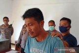 Terekam CCTV, aksi pencuri spesialis uang kotak amal masjid di Padang berakhir sudah