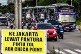 Jalur Semarang-Kendal tanpa penyekatan