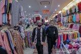 Toko-toko nonpangan di Bogor mulai diizinkan kembali beroperasi