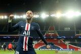 Rekor Neymar sama dengan Lionel Messi di Liga Champions