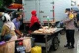 Kapolresta Palangka Raya cek harga pangan di pasar