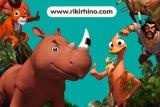 Film Riki Rhino hadir dalam web interaktif