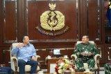 Menteri Edhy dan KASAL bahas penjagaan kekayaan laut nasional