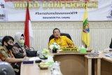 Mendagri  dan Gubernur Lampung bahas lomba inovasi daerah