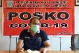 Gugus tugas:Kota Sorong tambah empat pasien positif baru COVID-19