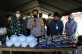Polres dan Bulog selenggarakan pasar murah di Merauke