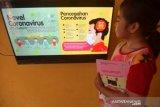 Kota Palu  perpanjang belajar di rumah siswa hingga tahun ajaran baru