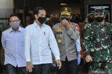Presiden Jokowi catat 4 hal saat evaluasi proyek strategis selama COVID-19