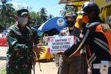 Pangdam XIII Merdeka tinjau Pos Perbatasan Korem 133/Nani Wartabone
