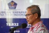Kasus positif COVID-19 di Indonesia bertambah 609 orang