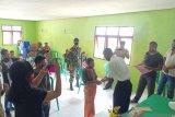 Satgas PAM perbatasan Kodam II Sriwijaya kawal penyaluran BLT